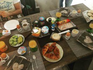 ontbijt in Nederland