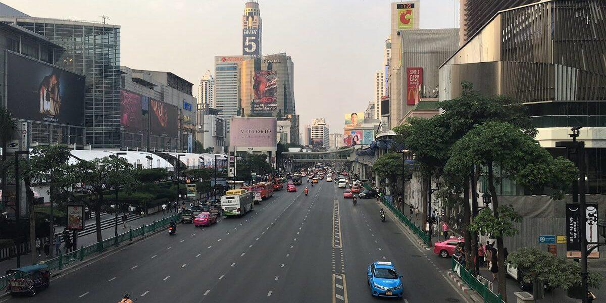 Selfdrive Thailand - Mevrouw Nomad